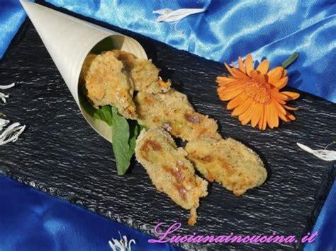 ricette fiori di zucca non fritti fiori fritti non fritti luciana in cucina