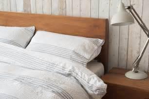 striped duvet sets stripe grey cotton duvet set bedding bed