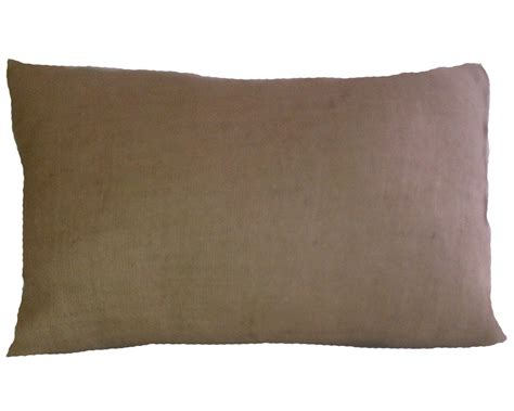 Burlap Pillow by Burlap Rectangular Pillow 12 X 18 Bpillow Rect 12x18