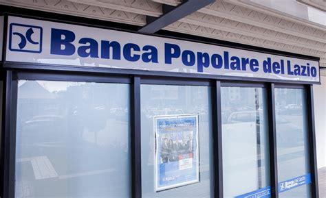 banche bari faranno popolare lazio popolare bari e piacenza