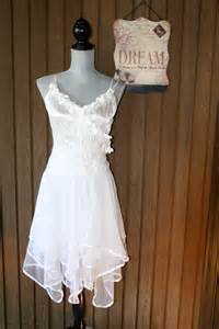 upcycled wedding dress shabby chic tattered by