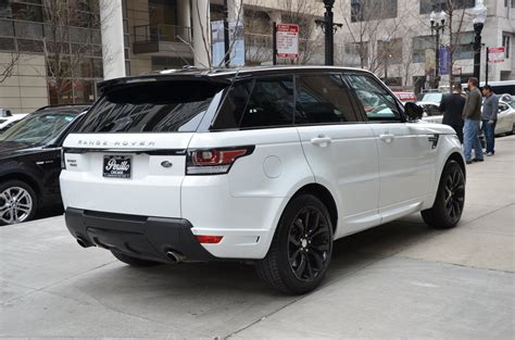 range rover autobiography 2015 2015 land rover range rover sport autobiography stock