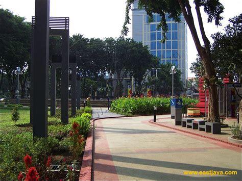 2 Di Surabaya perencanaan kota indonesia taman bungkul surabaya best practices