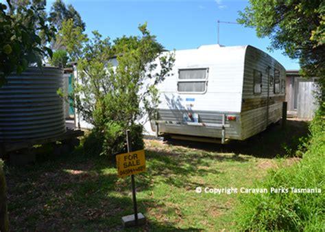 Tasmanian Caravan Parks Cabins by Strahan Tourist Park Cheap Family Accommodation Caravan
