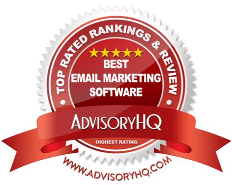 best email software top 6 best email marketing software 2017 ranking most