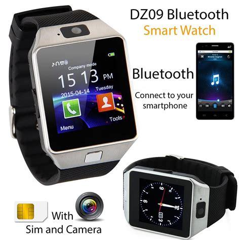 Smart U9 Dz09 Black List Black 2 new dz09 bluetooth smart for htc samsung android