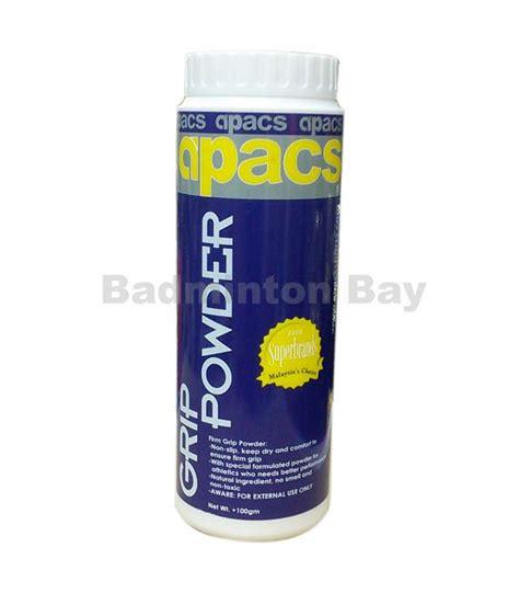 Raket Bulutangkisbadminton Apacs Stardom 90 New apacs firm grip powder