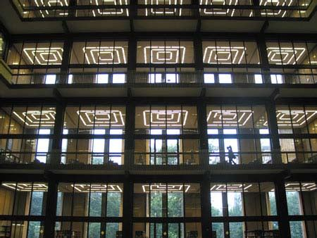 nyu library new york architecture images bobst library