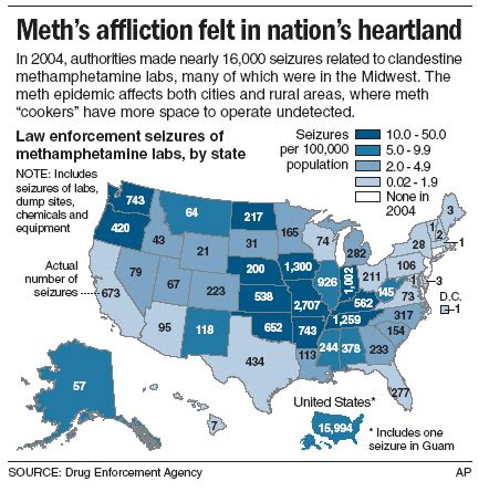Meth Detox Centers In Okc Free by Nbc Oklahoma Leads Charge To Curb Meth Use Us News