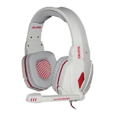Headset Hs 8700 Okaya 5 headset gaming terbaik dan berkualitas harga murah 200 ribuan