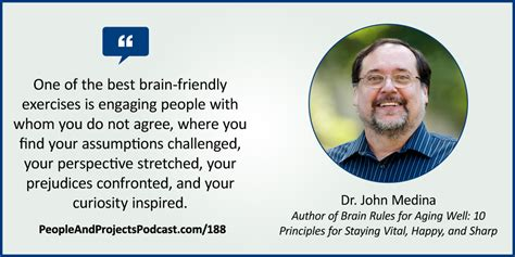brain for ageing well 10 principles for staying vital happy and sharp books and projects podcast project management podcast