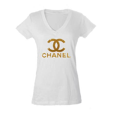 T Shirt Kaos Coco Chane 1 chanel logo t shirt www imgkid the image kid has it