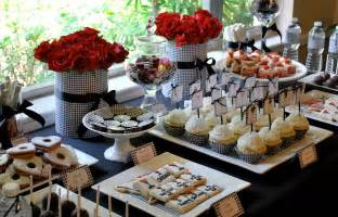 Dessert Buffet Table Ideas Food Rentals