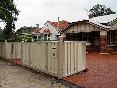 fences inspiration heritage fencing australia