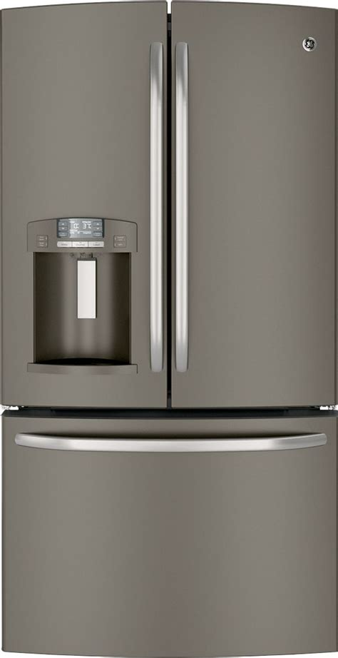 ge small kitchen appliances ge refrigerator in slate finish saw these today and just