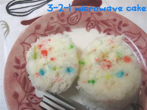 microwave cake the better baker a ma zing 3 2 1 microwave cake