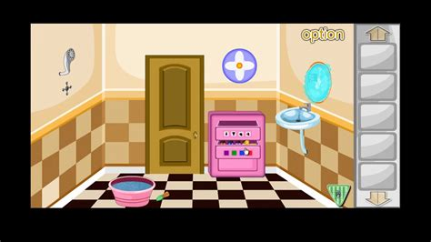 bathroom escape game walkthrough escape games bathroom level 13 walkthrough youtube