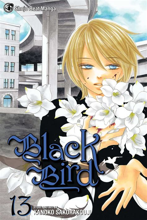 black bird vol 13 book by kanoko sakurakoji official