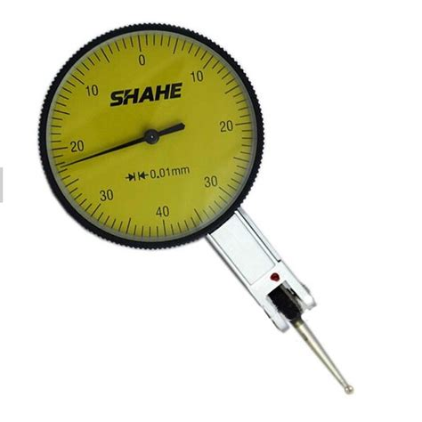 S F Lever Indicator Intl shahe 0 0 8mm 0 01mm precision lever test indicator