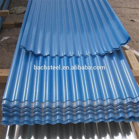 roofing and sheet metal gi corrugated roofing sheet for building material buy gi