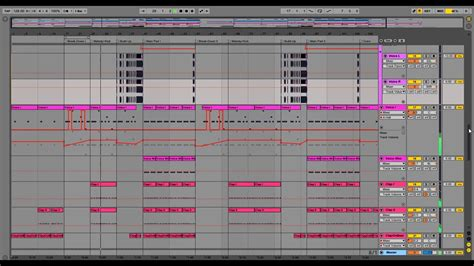 Ableton Live Project Template Future Bass Bigroom Future Bass Big Room Electro House Youtube Future Bass Ableton Template Free