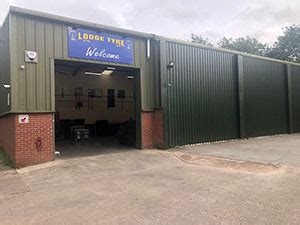 northwich lodge tyres