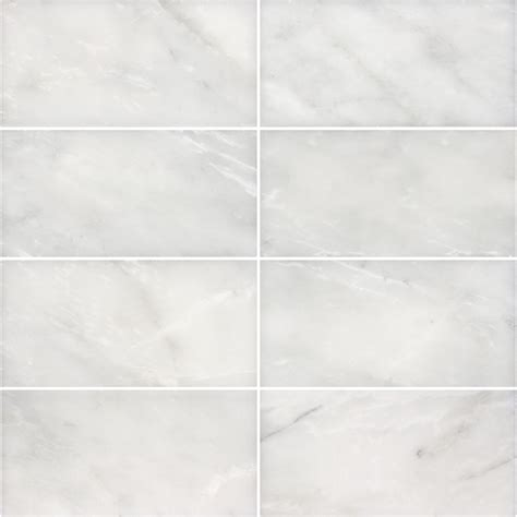 8 Floor Tile by Shop Anatolia Tile 8 Pack Venatino Polished Marble Wall