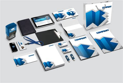 Corporate Design Vorlagen Psd 30 Branding Mockups Psd Templates Design Bump