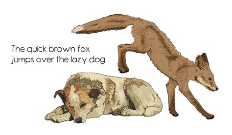 the brown fox jumped the lazy the brown fox jumps the lazy martucci photography flickr
