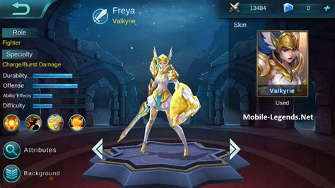 Legend Of Freya freya ad tanky build mobile legends