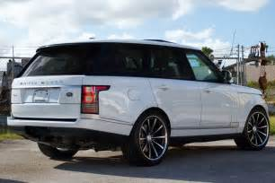 all tuning cars nz 2013 range rover hse by vossen concave