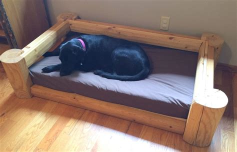 rustic dog bed small dog beds for chihuahua wards log furniture rustic log beds dog beds and costumes