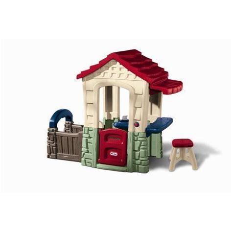 Tikes House by Tikes Playhouse Ebay