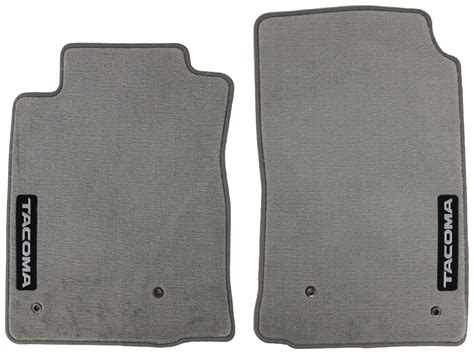Toyota Tacoma Floor Mats 2010 Genuine Toyota Accessories Pt206 35100 13 Carpet Floor Mat
