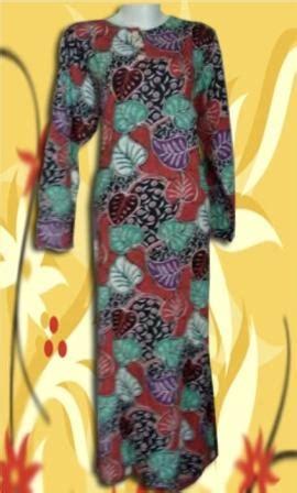 Dls15090001 Daster Batik Bahan Shantung daster batik murah 085728065344 grosir batik murah