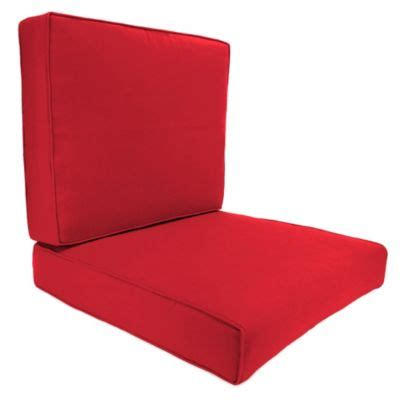 Seat Patio Cushions 24x24 by Buy Patio Chair Cushion From Bed Bath Beyond