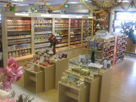 candele shop yankee candle store