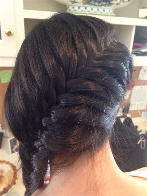 history of the fish tail braid side fishtail french braid