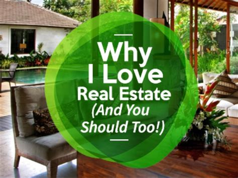 why you should become a real estate agent after university why i love real estate and you should too xavier de buck