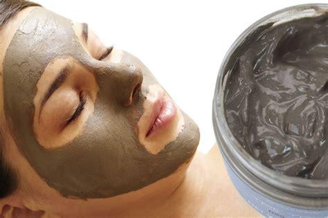 Masker Mud Mask Jafra diy mud mask for acne prone and skin