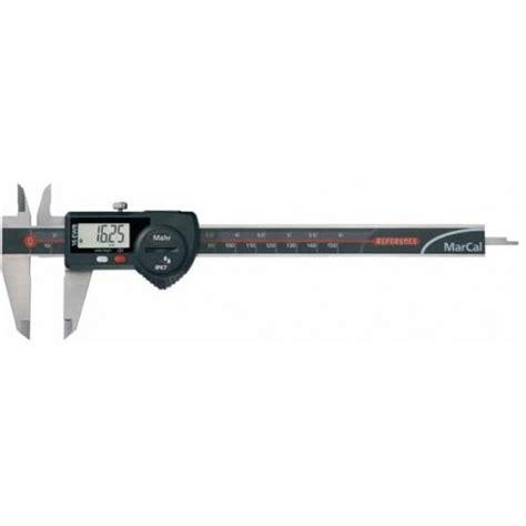 marcal digital caliper 16 ewr 12 inch depth rod