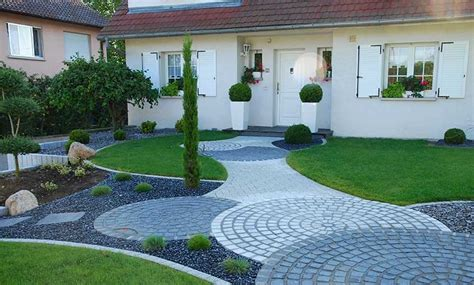 Decoration Allee De Jardin by D 233 Co Jardin Allee Exemples D Am 233 Nagements