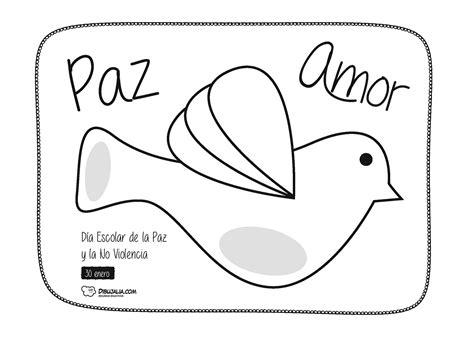 imagenes escolares de la paz 3 fichas especiales para el d 237 a escolar de la paz y la no