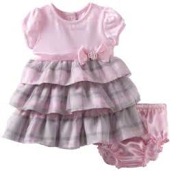 Baby Girls Cotton Jerseydress And Diaper » Home Design 2017