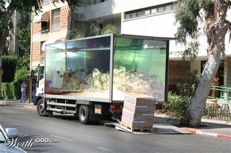 Termurah Mobil Truck Aquarium cars on ak