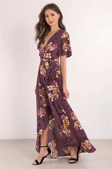 wild flower plum maxi dress 98 tobi us wild flower plum maxi dress 98 tobi us