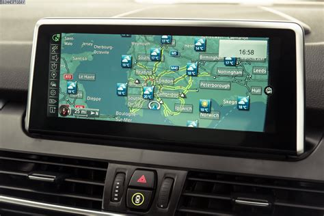 Bmw 2er Navigation by Bmw Uk Navigationssystem Ab Herbst Bei Allen Bmw Standard