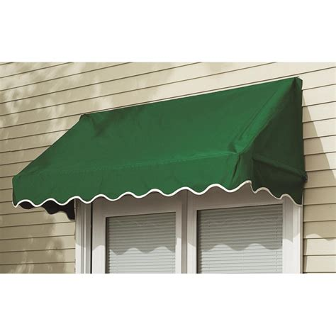 awnings and shades castlecreek 8 window and door awning 581818 awnings