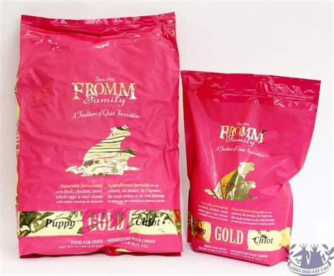 fromm food fromm gold puppy food