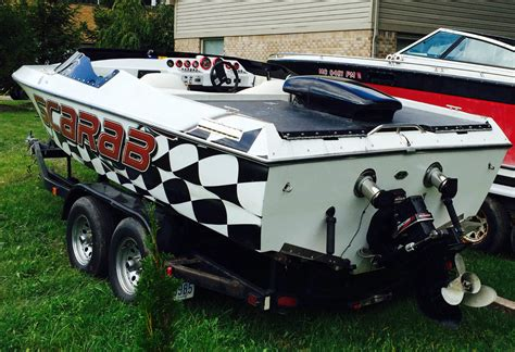 scarab speed boats for sale wellcraft scarab 21ss 1985 for sale for 2 500 boats